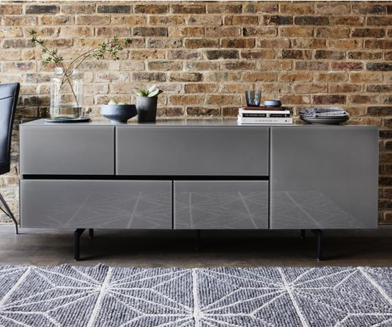 Living dining room – modern sideboard Lurano