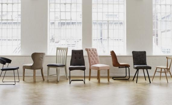 Cluster Dining Chairs