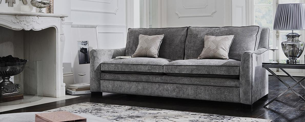 Bayswater 4 Seater in Dolce Graphite