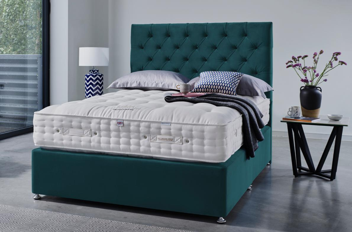 From Super Simple To Ultra Luxurious 6 Teal Bedroom Ideas Furniture Village
