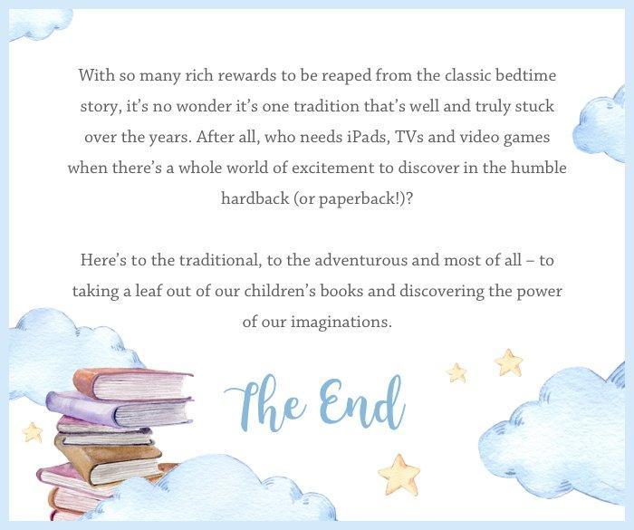 Deconstructing the classic children's bedtime story