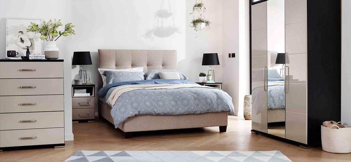 Tips for organising your bedroom - Furniture Village