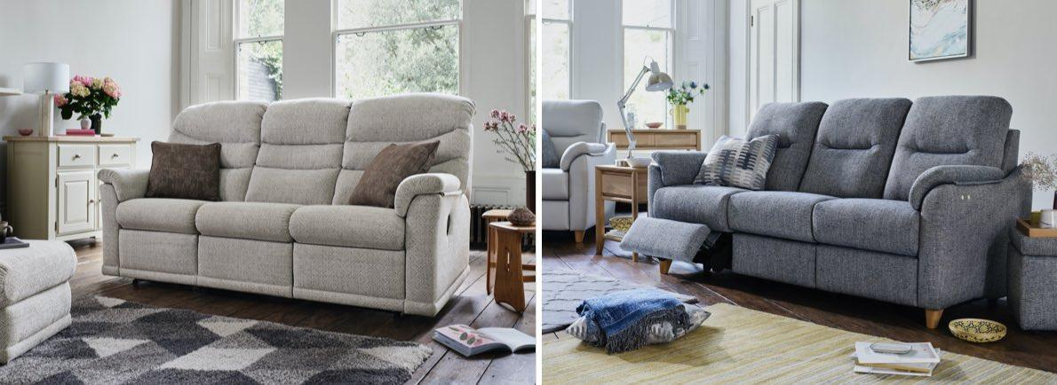 Modern country sofas
