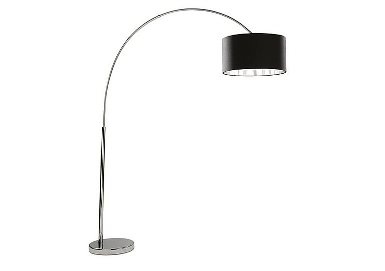 Arc Floor Lamp in  on Furniture Village