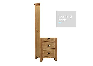 Addison 7 Drawer Narrow Chest in  on Furniture Village