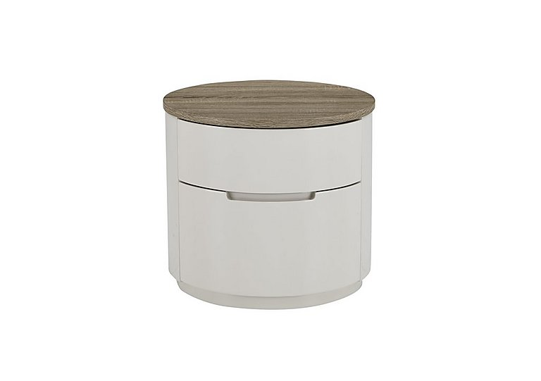 Aero Bedside Table in  on Furniture Village