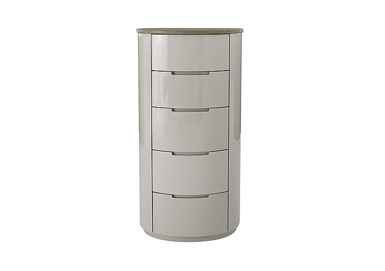 Aero Tall Chest in  on Furniture Village