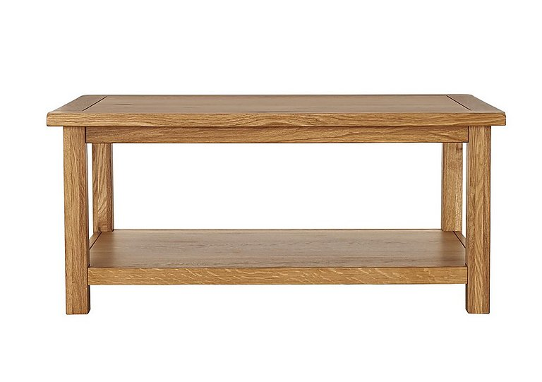 Arlington Coffee Table - Only One Left! in  on Furniture Village