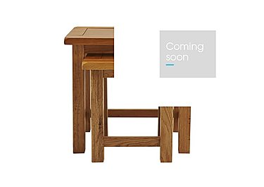 Arlington Nest of 2 Tables in  on Furniture Village