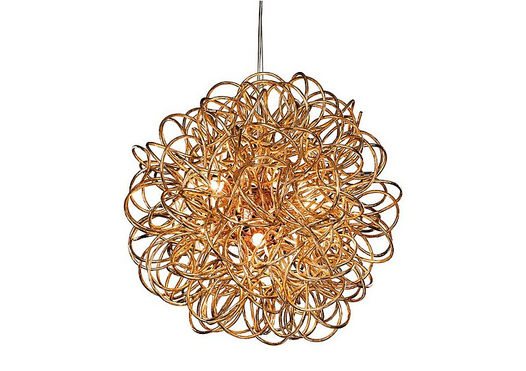 Allure Ceiling Light in  on Furniture Village