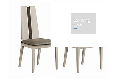 Andorra Pair of Dining Chairs in  on Furniture Village