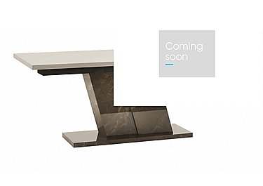 Andorra Extending Dining Table in  on Furniture Village