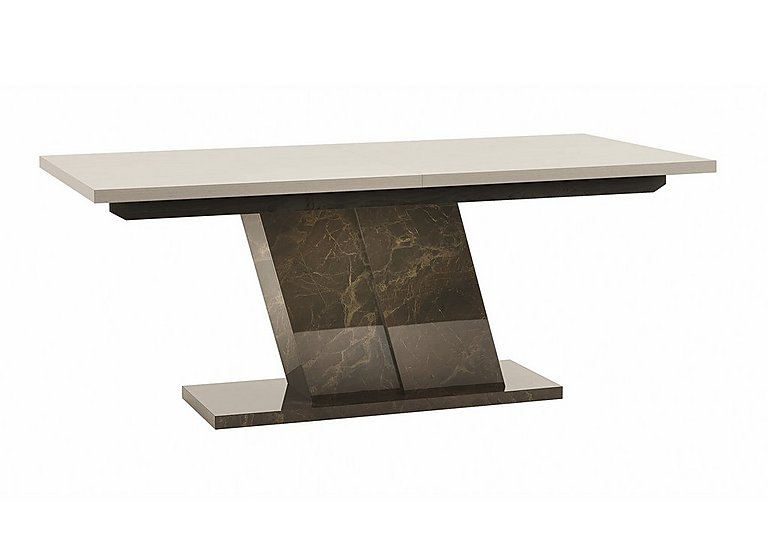 Andorra Extending Dining Table Alf Furniture Village