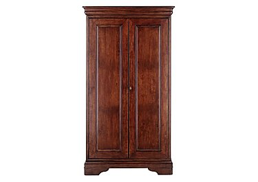 Antoinette double wardrobe willis and gambier for Furniture village wardrobes