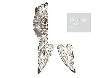 Angel Wings Silver in  on Furniture Village