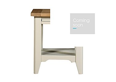 Arles Lamp Table in  on Furniture Village