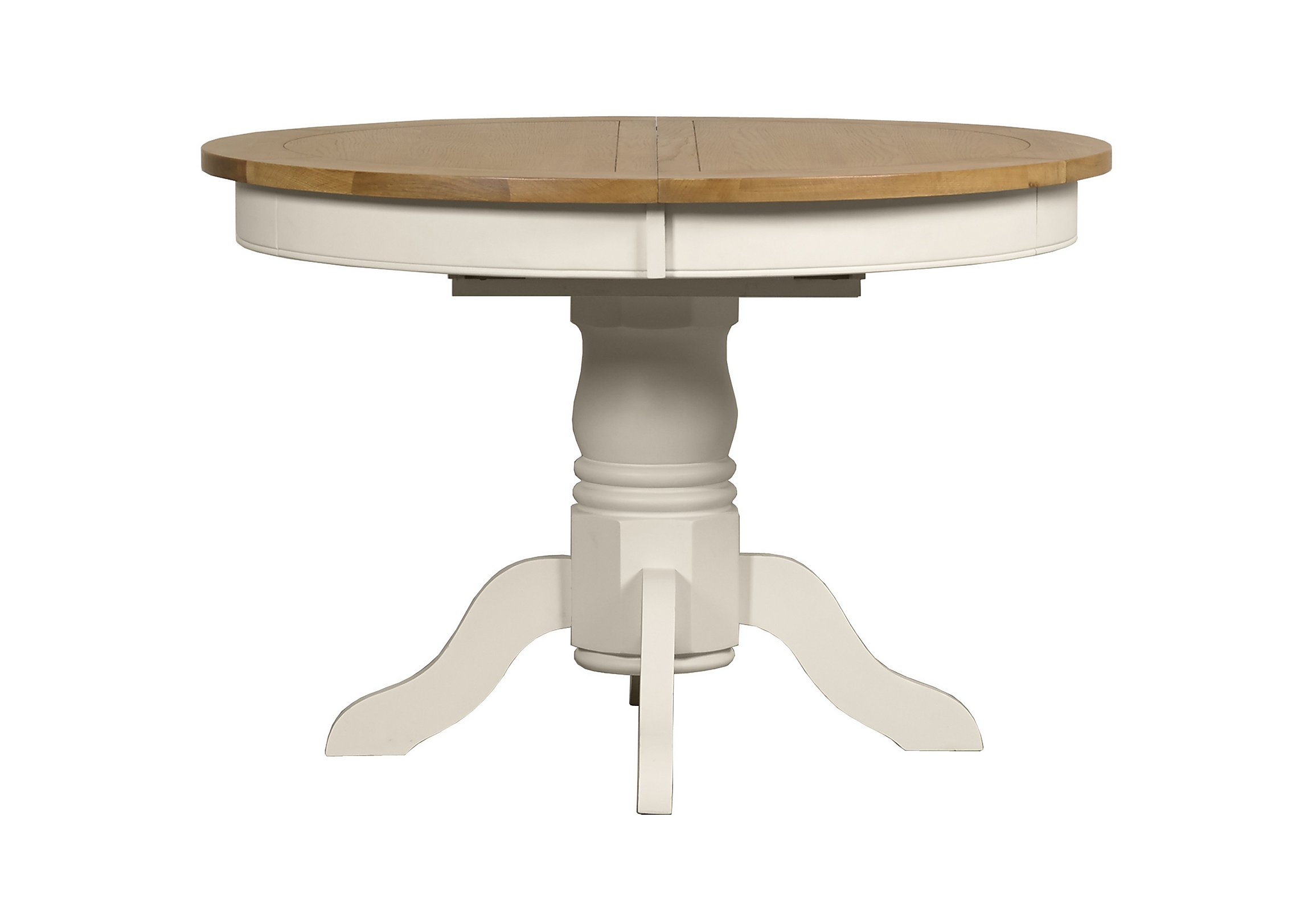 Your recently viewed save £130 arles round extending dining table