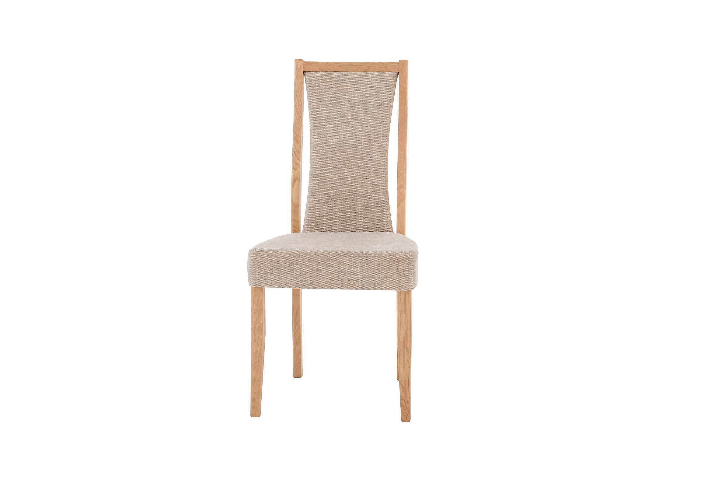 Ercol artisan padded back dining chair