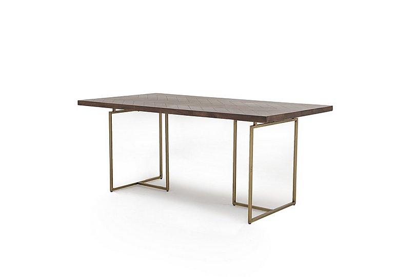 Art Deco Dining Table - Furniture Village
