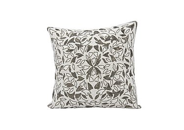 Beaded Vines Cushion in  on Furniture Village