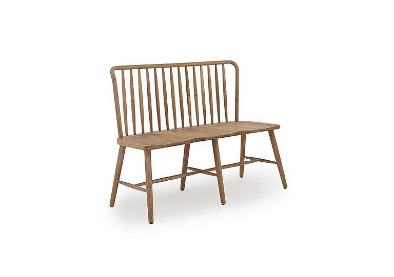 battersea highback dining bench