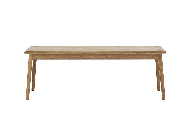Battersea Dining Bench in  on Furniture Village
