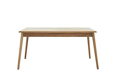 Battersea Fixed Dining Table in  on Furniture Village