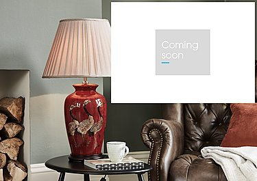 Bertha Table Lamp in  on Furniture Village