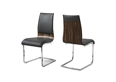 Berlin Pair of Dining Chairs in  on Furniture Village