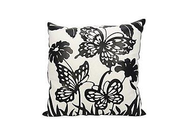 Butterfly Garden Cushion in  on Furniture Village