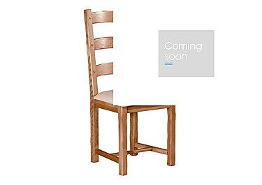 Big Oak Paris Dining Chair in  on Furniture Village