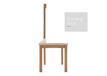 Big Oak Montana Dining Chair in  on Furniture Village