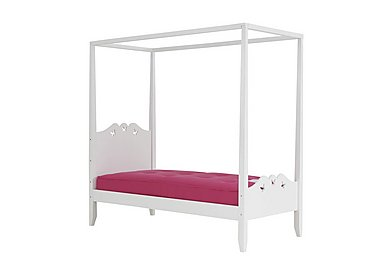Blossom Four Poster Bed Frame in  on Furniture Village