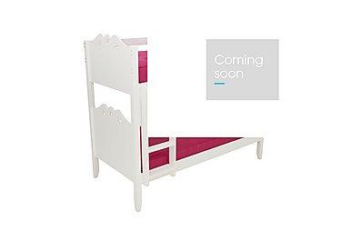 Blossom Bunk Bed Frame in  on Furniture Village