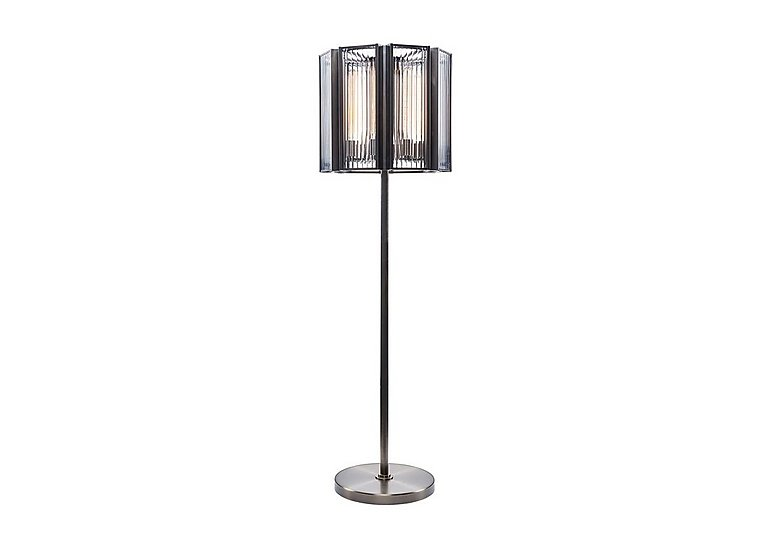 Brompton Floor Lamp in  on Furniture Village