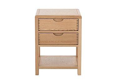 Bosco Bedside Cabinet in  on Furniture Village