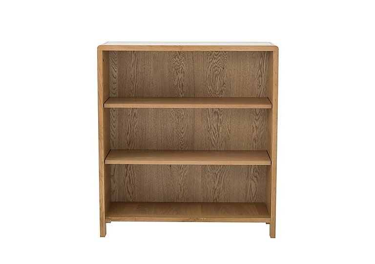Bosco Low Bookcase in  on Furniture Village