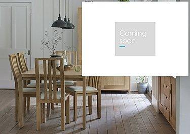 Bosco Medium Extending Dining Table in  on Furniture Village