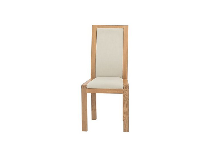 Bosco Upholstered Dining Chair in  on Furniture Village