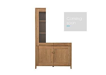 Bosco Display Cabinet in  on Furniture Village