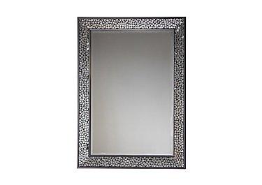 Bronte Mirror in  on Furniture Village