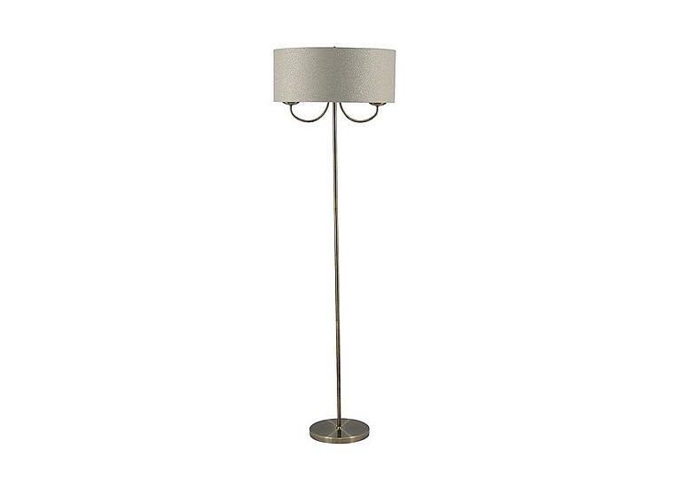 Beatrice Floor Lamp in  on Furniture Village