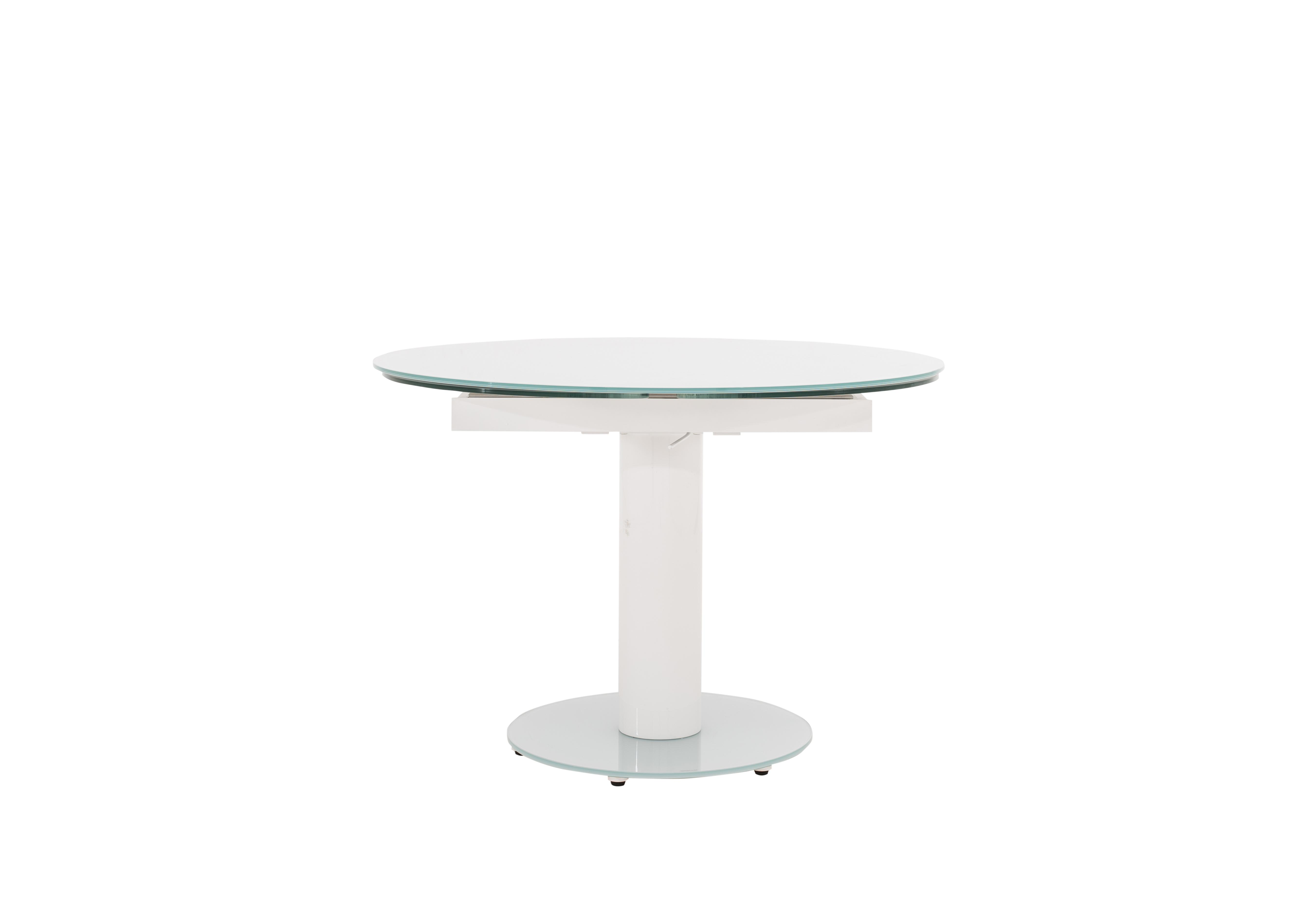 Bubble Round Extending Table