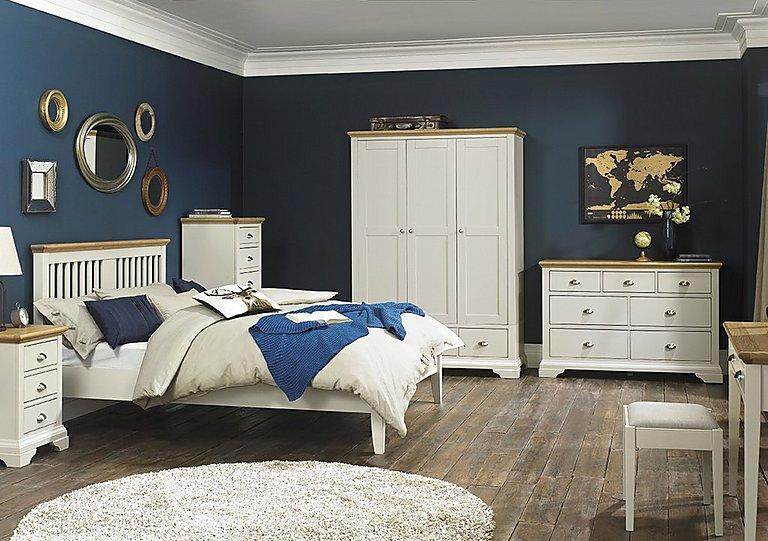 Emily 2 Piece Bedroom Set - Furniture Village