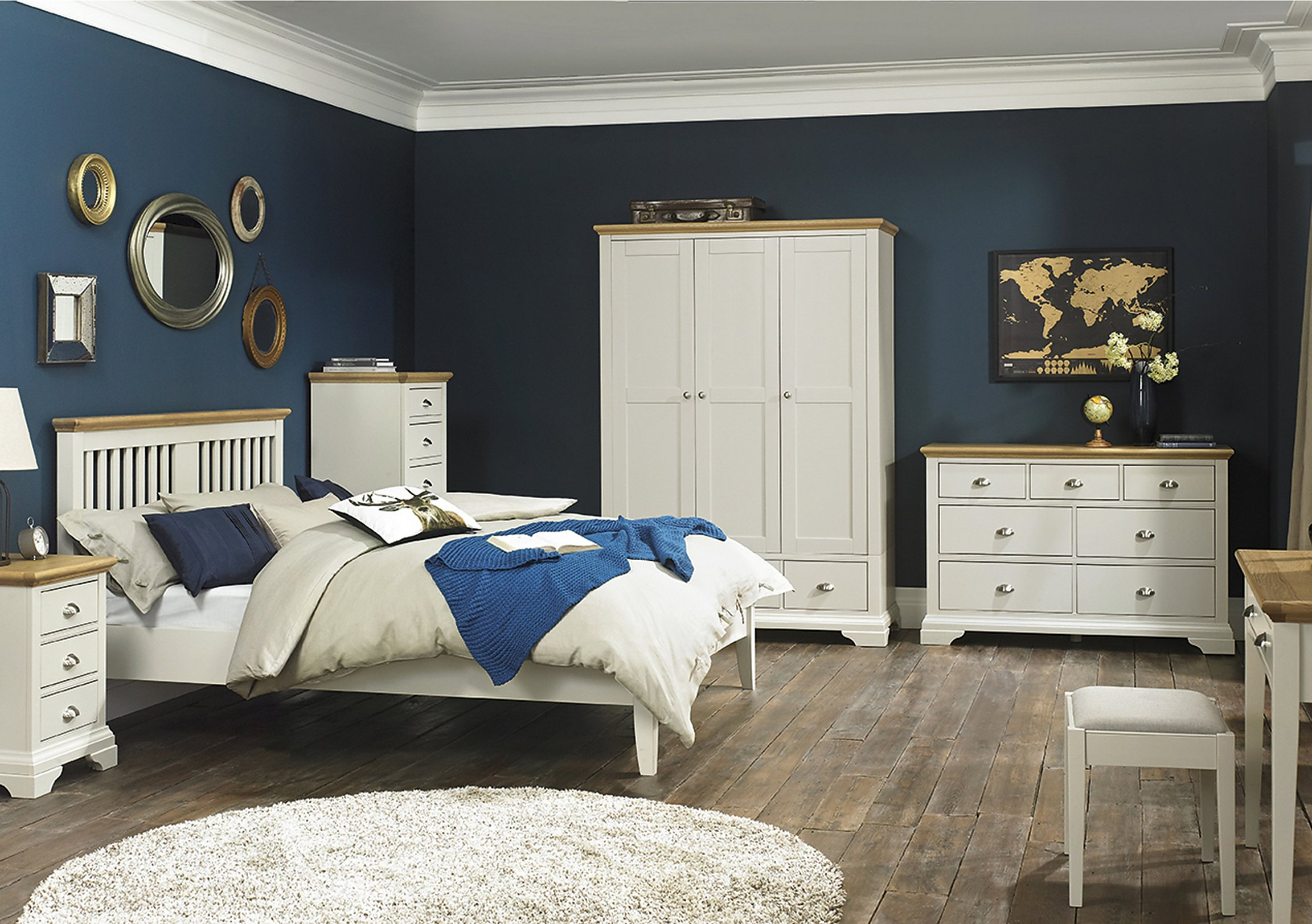 Emily 2 Piece Bedroom Set  Loading images Furniture Village
