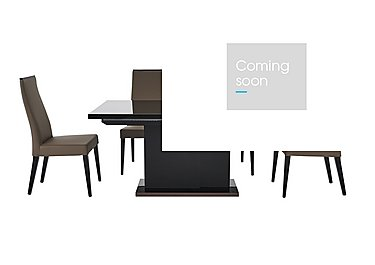 Marco Polo Extending Dining Table and 4 Chairs in  on Furniture Village