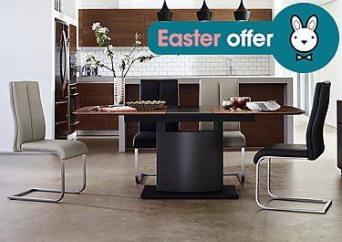 dining chairs and table.  Dining table and chairs sets Furniture Village