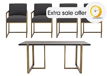 Dining table and chairs sets  Furniture Village