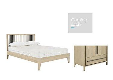 Durrell 5ft Bed Frame & Wardrobe in  on Furniture Village