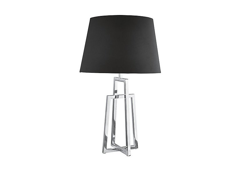 Cross Table Lamp in  on Furniture Village